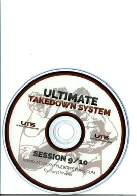 Rent Ultimate Takedown System Session 9/10 DVD