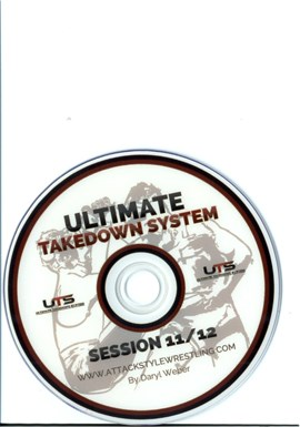 Rent Ultimate Takedown System Session 11/12 DVD