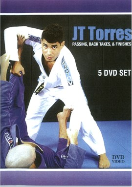 Rent JT Torres Passing, Back Takes and Finishes Disc 1 DVD