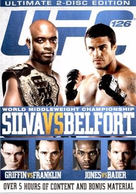 Rent UFC 126: Silva Vs Belfort (Disc 02) DVD