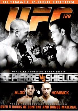 Rent UFC 129: St-Pierre Vs Shields (Disc 02) DVD