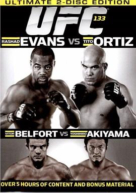 Rent UFC 133: Evans Vs Ortiz (Disc 02) DVD