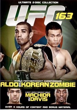 Rent UFC 163: Aldo Vs Korean Zombie (Disc 02) DVD