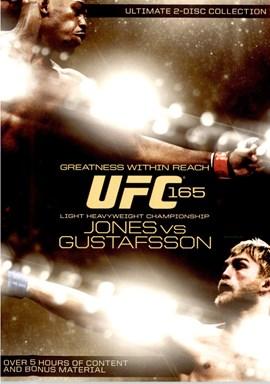 Rent UFC 165: Jones Vs Gustafsson (Disc 02) DVD