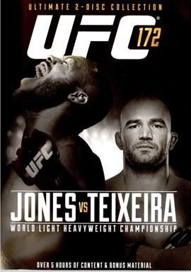 Rent UFC 172: Jones Vs Teixeira (Disc 02) DVD
