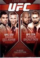 UFC 174: Johnson Vs Bagautinov