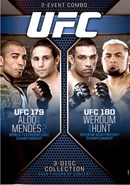 UFC 180 Main Card: Werdum Vs Hunt