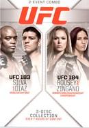 UFC 184 Main Card: Rousey Vs Zingano