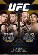 UFC 186 Main Card: Johnson Vs Horiguchi