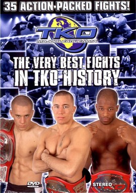 Rent Very Best Fights In TKO, The (Disc 02)  DVD