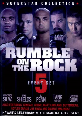 Rent Rumble on the Rock: Superstar Collection (Disc 02) DVD