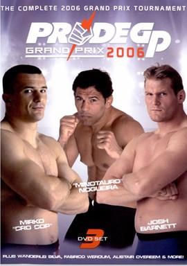Rent Pride FC: Grand Prix 2006 (Disc 02) DVD
