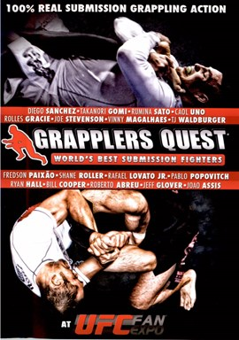 Rent Grapplers Quest: World's Best Submission.. (D 02) DVD