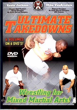 Rent Ultimate Takedowns by Jackson and Vanarsdale 02 DVD