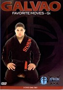 Favorite Moves - GI by Andre Galvao Disc 02