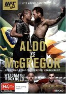UFC 194 Prelims