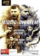 UFC 203: Miocic Vs Overeem (Disc 02)