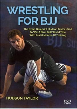 Rent Wrestling for BJJ ( Disc 2) DVD