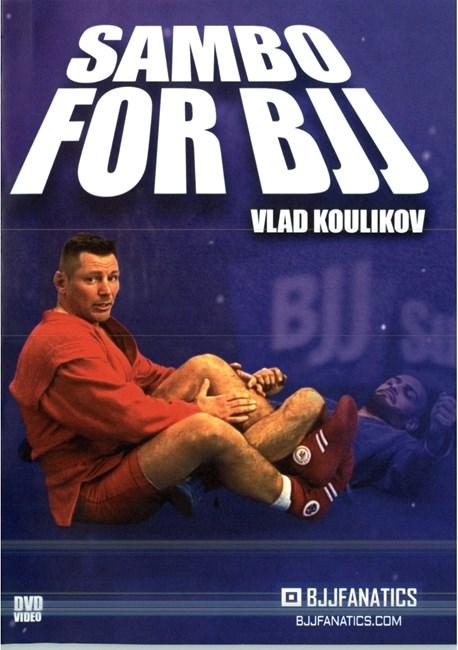 Rent Sambo For BJJ (Disc 2) DVD - MMAVault
