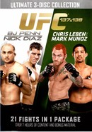 UFC 138: Leben Vs Munoz