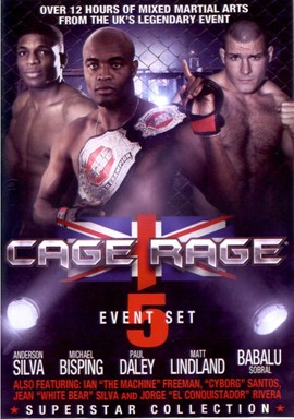 Rent Cage Rage 11: Face Off DVD