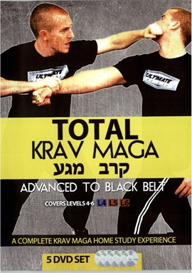 Rent Total Krav Maga Advanced to Black Belt 08 DVD
