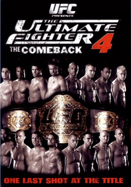 Rent UFC: The Ultimate Fighter 04 (Disc 04) DVD