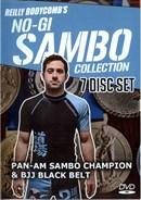 Reilly Bodycomb:  No-Gi Sambo Collection (Disc 4)