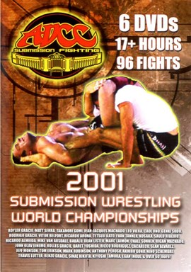 Rent ADCC 2001 (Disc 04): 88kg-98kg DVD