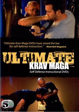 Rent Ultimate Krav Maga Self Defense Instructional 05 DVD