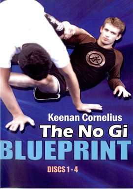 Rent No Gi Blueprint by Keenan Cornelius (Disc 04) DVD
