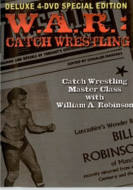 Rent WAR Catch Wresting by Billy Robinson 04 DVD