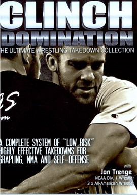 Rent Clinch Domination Wrestling Takedown System 03 DVD