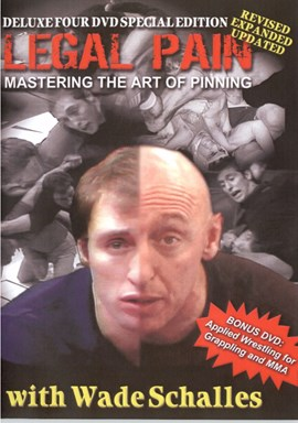 Rent Legal Pain: Mastering the Art of Pinning (Disc 03) DVD