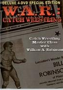 WAR Catch Wresting by Billy Robinson 03