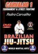 Brazlilian Jiu-Jitsu by Pedro Carvalho 1 (Disc 02)