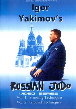 Rent Secrets of Russian Judo by Igor Yakimov Disc 02 DVD