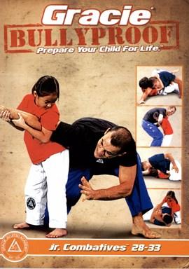 Rent Gracie Bullyproof 09: Jr Combatives 28-33 DVD