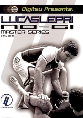 Rent No-Gi Master Series by Lucas Lepri Disc 02 DVD