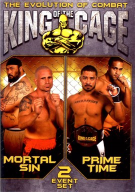 Rent King of the Cage: Prime Time DVD