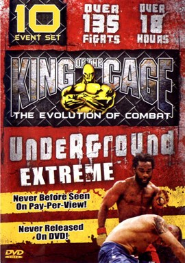 Rent King of the Cage: Firestorm and Caliente DVD