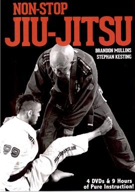 Rent Non-Stop Jiu-Jitsu (Disc 01) DVD
