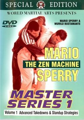 Rent Mario Sperry Master Series 1 (Disc 01) DVD