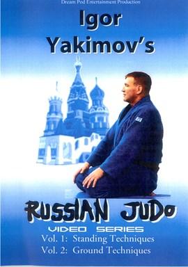 Rent Secrets of Russian Judo by Igor Yakimov Disc 01 DVD