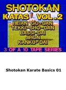 Shotokan Karate Basics 02