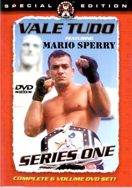 Rent Mario Sperry Vale-Tudo Series 1 (Disc 02) DVD