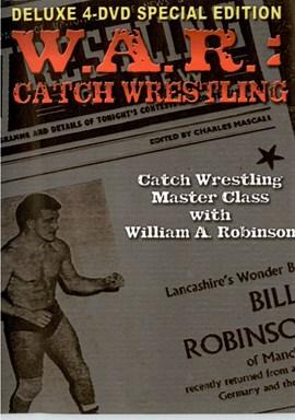 Rent WAR Catch Wresting by Billy Robinson 01 DVD