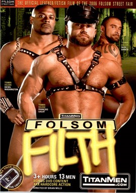 Rent Folsom Filth DVD