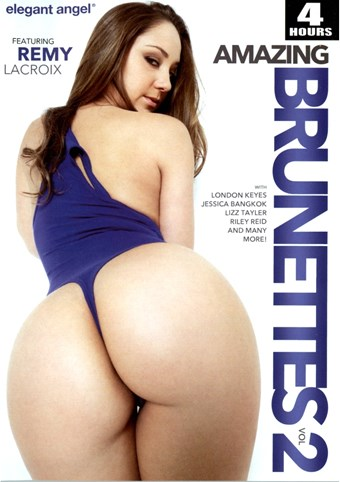 Rent Amazing Brunettes 02 DVD