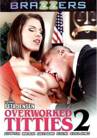 Rent Overworked Titties 02 DVD
